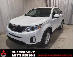 Used 2015 Kia Sorento Traction intégrale V6 LX, boîte automati for sale in Sherbrooke, QC