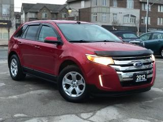 Used 2012 Ford Edge SEL for sale in Burlington, ON