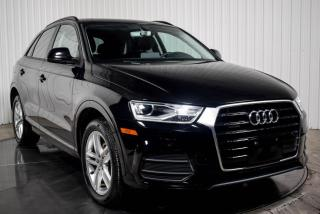 Used 2016 Audi Q3 KOMFORT QUATTRO CUIR TOIT OUVRANT MAGS for sale in St-Hubert, QC