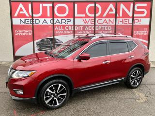 Used 2018 Nissan Rogue SL-ALL CREDIT ACCEPTED for sale in Scarborough, ON
