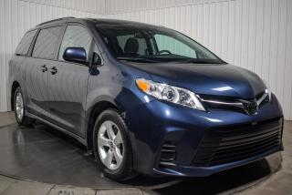 Used 2018 Toyota Sienna LE A/C MAGS CAMERA DE RECUL for sale in St-Hubert, QC