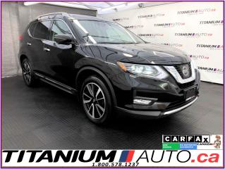 Used 2017 Nissan Rogue SL+AWD+Safety Shield+GPS+360 Camera+Pano+Leather+ for sale in London, ON