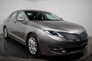 Used 2016 Lincoln MKZ CUIR MAGS GROS ECRAN CAMERA DE RECUL for sale in St-Hubert, QC