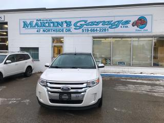 Used 2013 Ford Edge SEL for sale in St. Jacobs, ON
