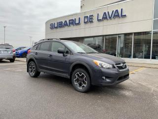 Used 2013 Subaru XV Crosstrek Sport for sale in Laval, QC