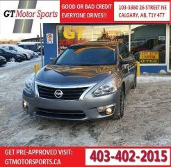 Used 2015 Nissan Altima 2.5 S for sale in Calgary, AB