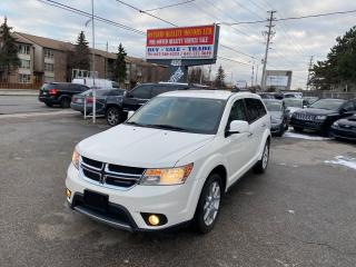 Used 2016 Dodge Journey R/T AWD,LEATHER!!!! for sale in Toronto, ON