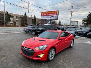 Used 2013 Hyundai Genesis Coupe Premium for sale in Toronto, ON