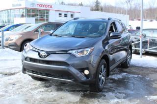 Used 2018 Toyota RAV4 XLE TI for sale in Shawinigan, QC