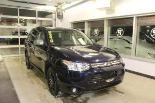 Used 2014 Mitsubishi Outlander GT 4 portes AWD 7 PASSAGER for sale in Lévis, QC