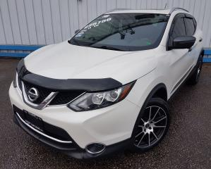 Used 2018 Nissan Qashqai SL AWD *LEATHER-SUNROOF* for sale in Kitchener, ON