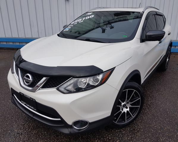 2018 Nissan Qashqai SL AWD *LEATHER-SUNROOF*