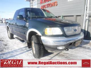 Used 2003 Ford F-150 XLT 4D SUPERCAB 4WD for sale in Calgary, AB