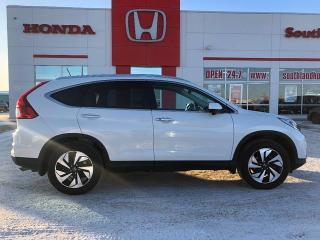 Used 2015 Honda CR-V Touring for sale in Winkler, MB