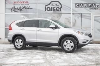 Used 2016 Honda CR-V EX AWD ***GARANTIE 10 ANS/200 000 KM*** for sale in Québec, QC
