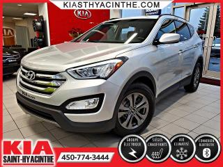 Used 2015 Hyundai Santa Fe Sport Premium ** SIÈGES CHAUFFANTS + A/C for sale in St-Hyacinthe, QC