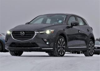 Used 2019 Mazda CX-3 GT AWD NEUF for sale in St-Georges, QC