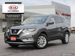 Used 2018 Nissan Rogue SV AWD, SUNROOF, HEATED SEATS! for sale in Kitchener, ON