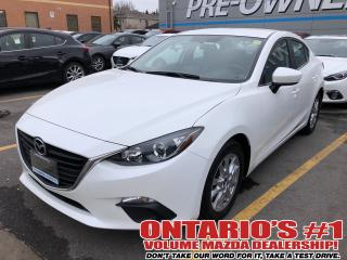 Used 2016 Mazda MAZDA3 BACKUP CAM,HEATED SEATS !!! for sale in Toronto, ON