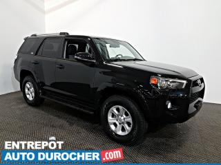 Used 2019 Toyota 4Runner AWD NAVIGATION - TOIT OUVRANT - A/C - 7 Passagers for sale in Laval, QC