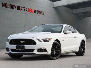 Used 2017 Ford Mustang 2DR FASTBACK GT for sale in Mississauga, ON