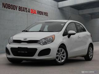 Used 2015 Kia Rio 5dr HB Man LX+ for sale in Mississauga, ON