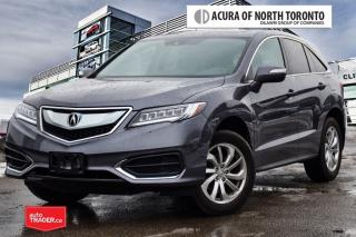 Used 2016 Acura RDX At No Accident| Dealer Serviced for sale in Thornhill, ON