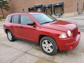 Used 2007 Jeep Compass 2WD 4DR SPORT for sale in Mississauga, ON