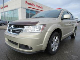 Used 2011 Dodge Journey FWD 4dr SXT | PUSH TO START | BEST VALUE! for sale in Brampton, ON