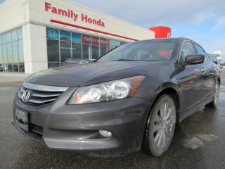 Used 2011 Honda Accord Sedan 4dr V6 Auto EX-L | BLUETOOTH | NAVI | for sale in Brampton, ON