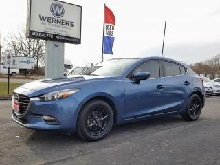 Used 2017 Mazda MAZDA3 i Touring for sale in Cambridge, ON