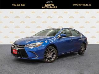 Used 2016 Toyota Camry SE Special Edition for sale in Brampton, ON