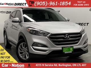 Used 2016 Hyundai Tucson 2.0L Luxury| LEATHER| PANO ROOF| NAVI| AWD| for sale in Burlington, ON