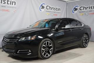 Used 2016 Chevrolet Impala EDITION EDITION MINUIT-V6- DEM A DISTANCE for sale in Montréal, QC