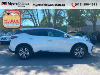 New 2019 Nissan Murano S  - Heated Seats - $225 B/W for sale in Ottawa, ON