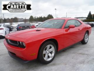 Used 2010 Dodge Challenger SXT for sale in East broughton, QC