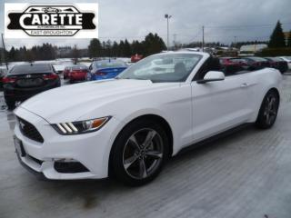 Used 2016 Ford Mustang Convertible for sale in East broughton, QC