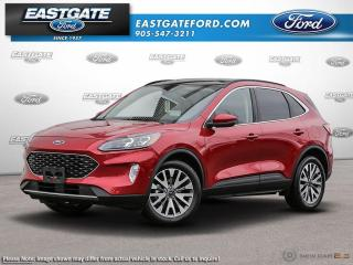 New 2020 Ford Escape Titanium Hybrid for sale in Hamilton, ON
