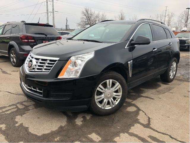 2015 Cadillac SRX Htd Leather | Remote Start | Pwr Seat | Alloys