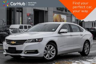 Used 2019 Chevrolet Impala LT|Pano_Sunroof|Sat.Radio|Backup_Cam|Remote.Start|Heat.Frnt.Seats| for sale in Thornhill, ON