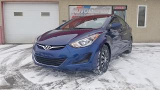 Used 2015 Hyundai Elantra GL, AUTOMATIQUE, BANCS CHAUFFANTS for sale in Mirabel, QC