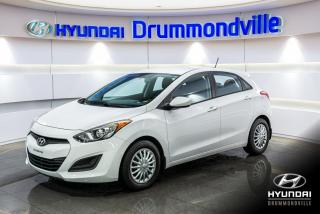 Used 2013 Hyundai Elantra GT GL + 77 901 KM + A/C + CRUISE + BLUETOOT for sale in Drummondville, QC