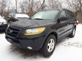 Photo of Black 2009 Hyundai Santa Fe
