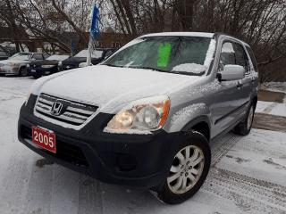 Used 2005 Honda CR-V EX,AWD,Certified for sale in Oshawa, ON