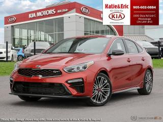 New 2020 Kia Forte5 GT for sale in Mississauga, ON