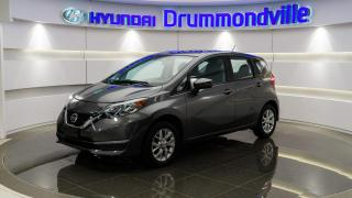 Used 2018 Nissan Versa Note SV + GARANTIE + BLUETOOTH + MAGS + WOW ! for sale in Drummondville, QC