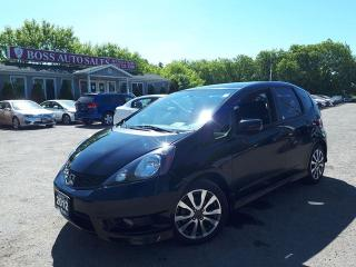 Used 2012 Honda Fit Sport for sale in Oshawa, ON