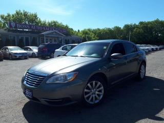Used 2011 Chrysler 200 LX for sale in Oshawa, ON