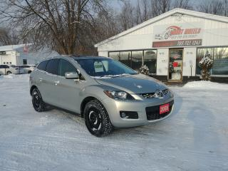 Used 2008 Mazda CX-7 GT for sale in Barrie, ON