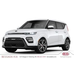 New 2020 Kia Soul EX Limited Ivt for sale in Pickering, ON